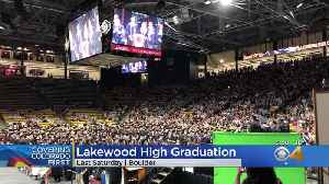 Congratulations Lakewood High Class Of 2019 [Video]
