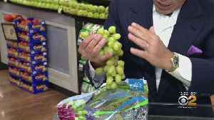Tip Of The Day: Chilean Green Grapes [Video]