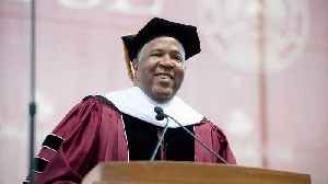 Robert F Smith to Pay Off Morehouse Class of 2019 Loans [Video]