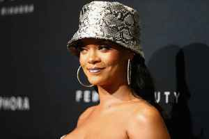 Rihanna Confirms New Reggae Album During Interview [Video]