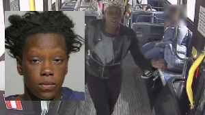 Woman Charged After Allegedly Stabbing Bus Driver Over Fare [Video]