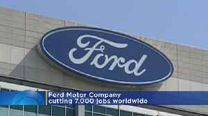 Ford To Cut Thousands Of Jobs In Restructuring [Video]