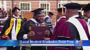 Compton Native's Morehouse College Student Loans Wiped Away By Billionaire [Video]