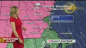 WBZ Mid-Afternoon Forecast For May 20 [Video]