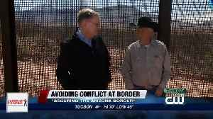 Arizona border rancher sees wall reduce, but not stop, illegal crossings [Video]