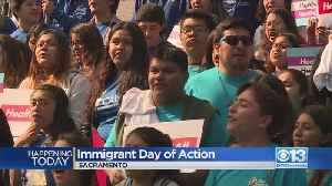 23rd Annual Immigrant Day of Action At State Capitol [Video]