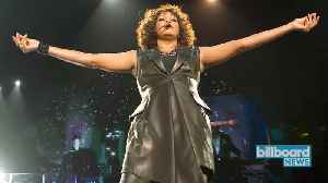 Whitney Houston's Sister-In-Law Reveals Plans for a 'Hologram' Tour, Unreleased Album & Musical | Billboard News