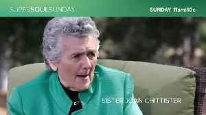 First Look: Oprah and Sister Joan Chittister on SuperSoul Sunday [Video]