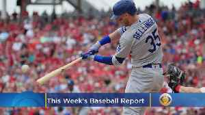 Baseball Report: Dodgers' Cody Bellinger Continues His Tear [Video]