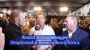 Arnold Schwarzenegger Attack Videos And His Kind Reaction [Video]