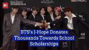 J-Hope Is One Good Guy [Video]