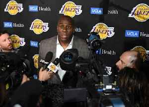 Magic Johnson Says He Was Betrayed By Lakers GM Rob Pelinka  [Video]