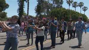 Southern California Pride Celebration Takes Place After Threats Deemed 'Not Credible' [Video]