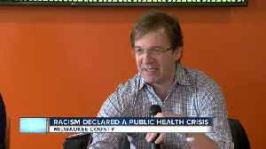Milwaukee County Executive Chris Abele declares racism a 'public health crisis' [Video]