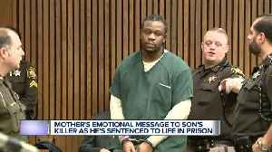 Man gets life in prison for triple fatal shooting at Detroit White Castle [Video]