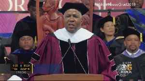 Billionaire With Bay Area Venture Capital Firm Paying Student Loans For Morehouse College Graduates [Video]