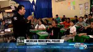 How the Nogales Municipal Police keep their community safe [Video]