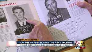 Meet the first white man jailed for supporting Freedom Riders in the '60s [Video]