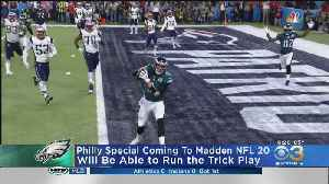 Eagles' 'Philly Special' Play Will Be Added To Madden [Video]