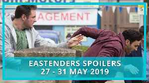 EastEnders spoilers: 27 - 31 May 2019 [Video]