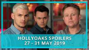 Hollyoaks spoilers 27 - 31 May 2019 [Video]