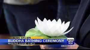 Buddha Bathing Ceremony [Video]