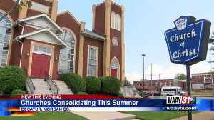 Churches Consolidating [Video]