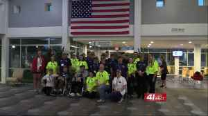 Middle Georgia veterans take Honor Flight in remembrance of who made sacrifice [Video]