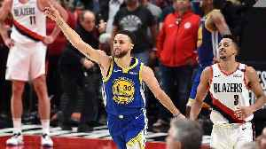 Warriors Complete Sweep of Blazers, Head to Fifth Straight NBA Finals [Video]