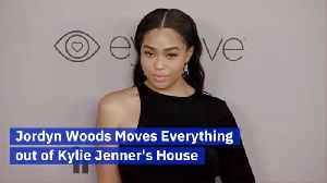 Jordyn Woods Finally Moves Completely Out [Video]