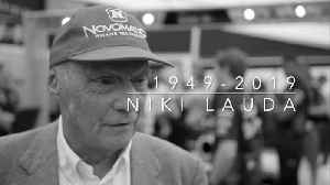 Niki Lauda - Formula 1 legend dies at age 70 [Video]