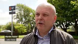 Union reacts to plight of British Steel plant in Scunthorpe [Video]