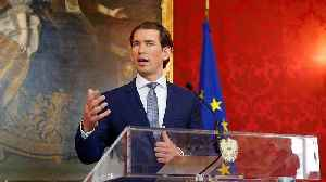 Austria to hold no confidence vote in Chancellor Kurz [Video]