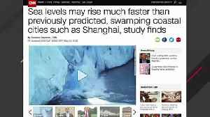 Global Sea Level Rise Could Be Far Worse Than Previously Estimated, Impacting Major Cities [Video]
