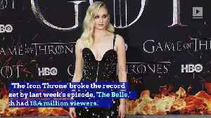 'Game of Thrones' Finale Sets New Ratings Record [Video]