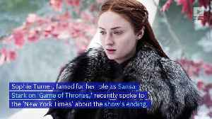 Sophie Turner Finds Petition to Remake 'Game of Thrones' Disrespectful [Video]