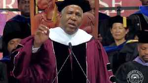 Billionaire Promises To Pay Off College Loans For Morehouse Graduates [Video]