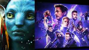 'Avengers: Endgame's' domestic box office totals edge out 'Avatar' [Video]