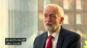 News video: Corbyn says Labour will not support May's new Brexit deal