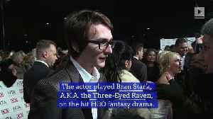 Isaac Hempstead-Wright Thought the 'Game of Thrones' Finale Was a 'Joke' [Video]