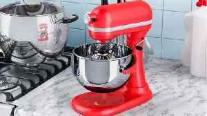 WalMart Slashed This KitchenAid Mixer Price To Lowest Ever [Video]
