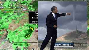Scott Dorval's Monday On Your Side Forecast [Video]
