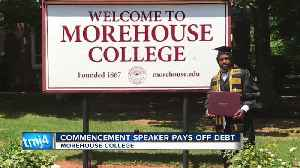 Morehouse College grad from Milwaukee has his student loans paid off by billionaire [Video]