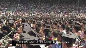 Jon Bon Jovi receives honorary degree from UPENN [Video]