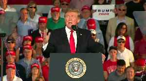 Trump slams Biden at Pennsylvania rally [Video]