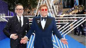 'Rocketman' Star Taron Egerton Dishes About The Movie [Video]