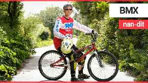 Britain's oldest BMX rider has qualified for the world championships aged 53 [Video]