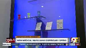 Greater Cincinnati's first medical marijuana dispensary opens today [Video]