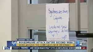 City begins work-around to get home sales moving amid ransomware [Video]