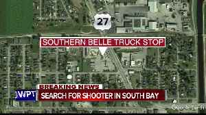 Person shot a truck stop in South Bay [Video]